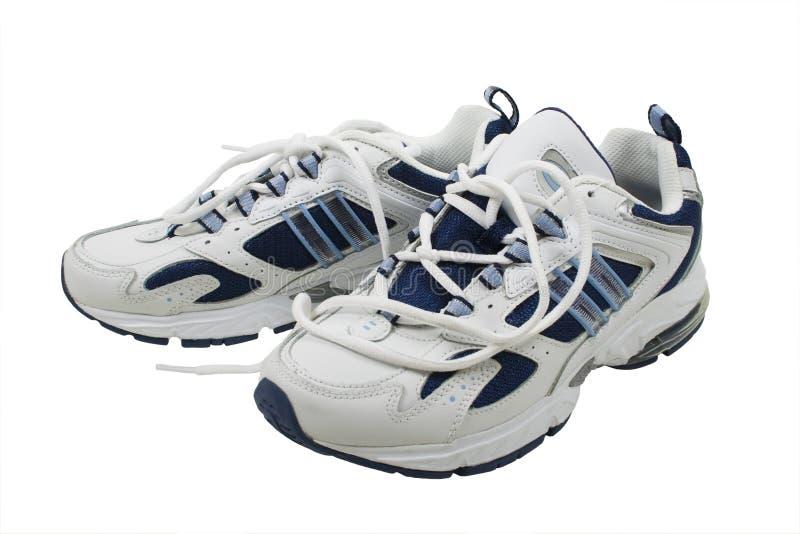 Accoppiamenti delle scarpe da tennis immagini stock libere da diritti