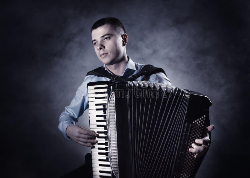 accordéon images stock