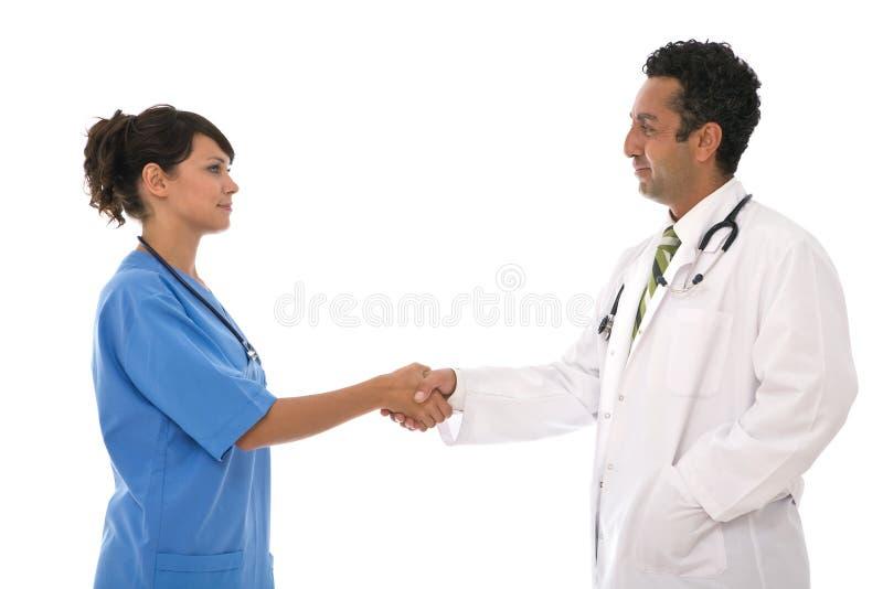 Accord médical photographie stock libre de droits