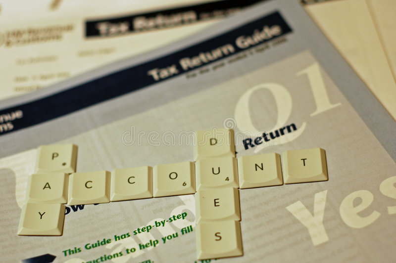 Download Account stock image. Image of april, adjusted, loss, refund - 752565