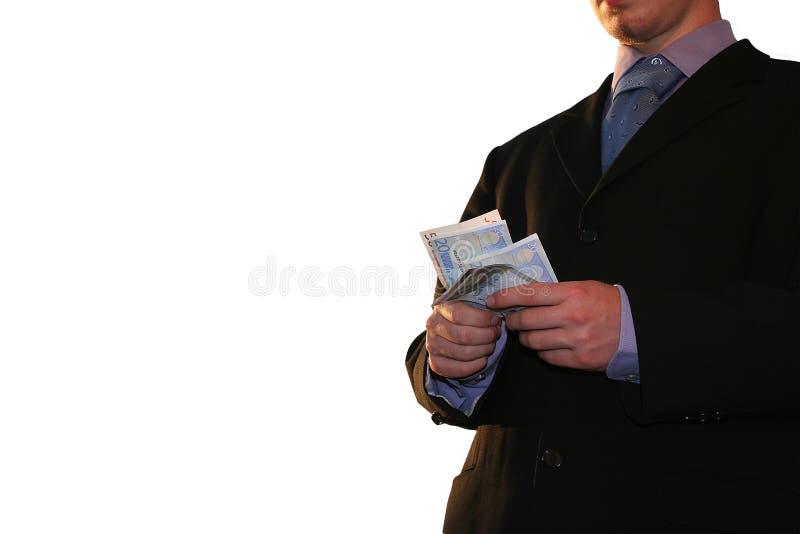 Accountant stock foto