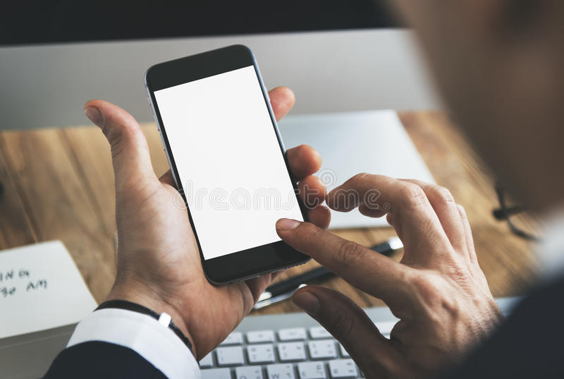 Accounting Analysis Digital Devices Workspace Concept. Accounting Analysis Digital Devices Workspace Smartphone stock photos