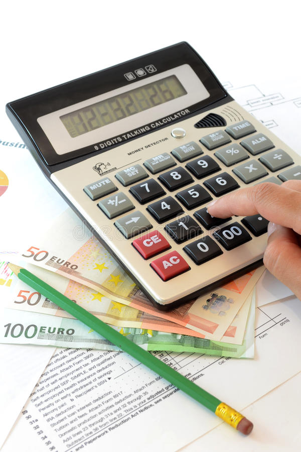 Download Accounting concept stock image. Image of concept, accounting - 26723685