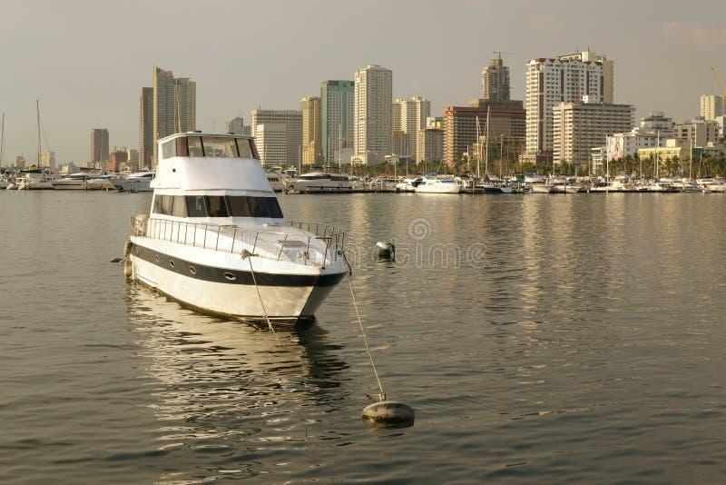 Accoupler-bateau image libre de droits