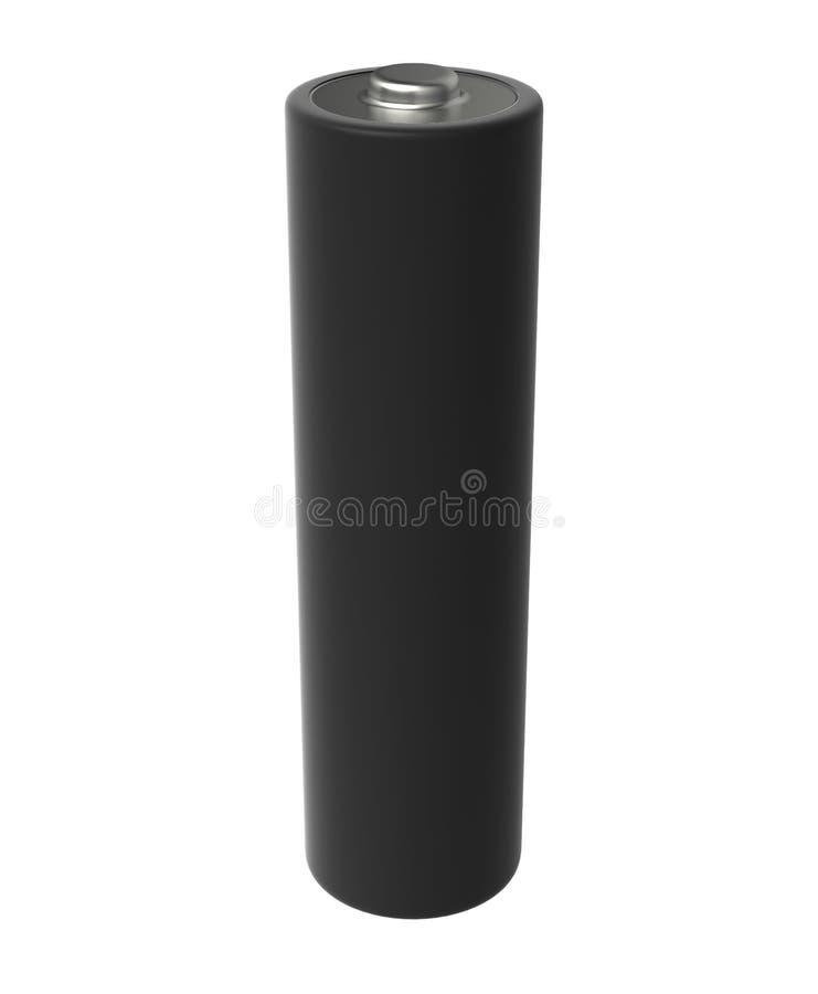 Accumulateur alcalin image stock