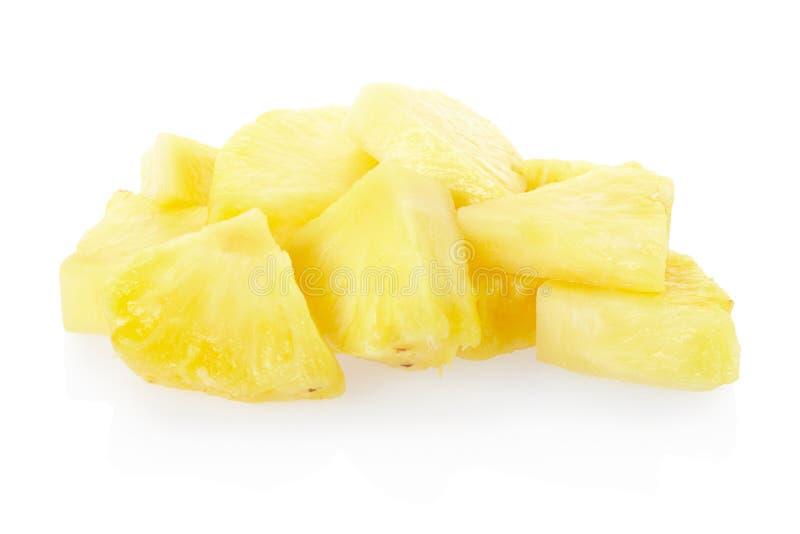 Accumulations d'ananas image libre de droits