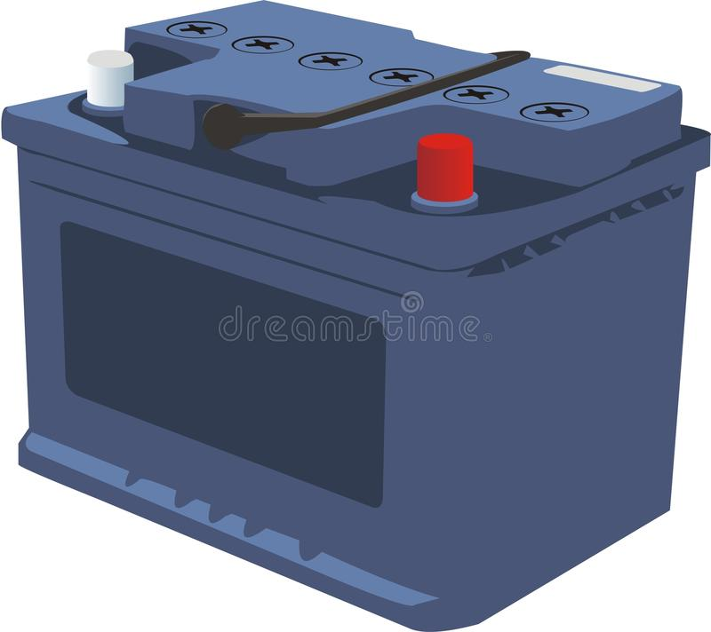 Download Accumulator stock vector. Illustration of vector, engine - 13547220