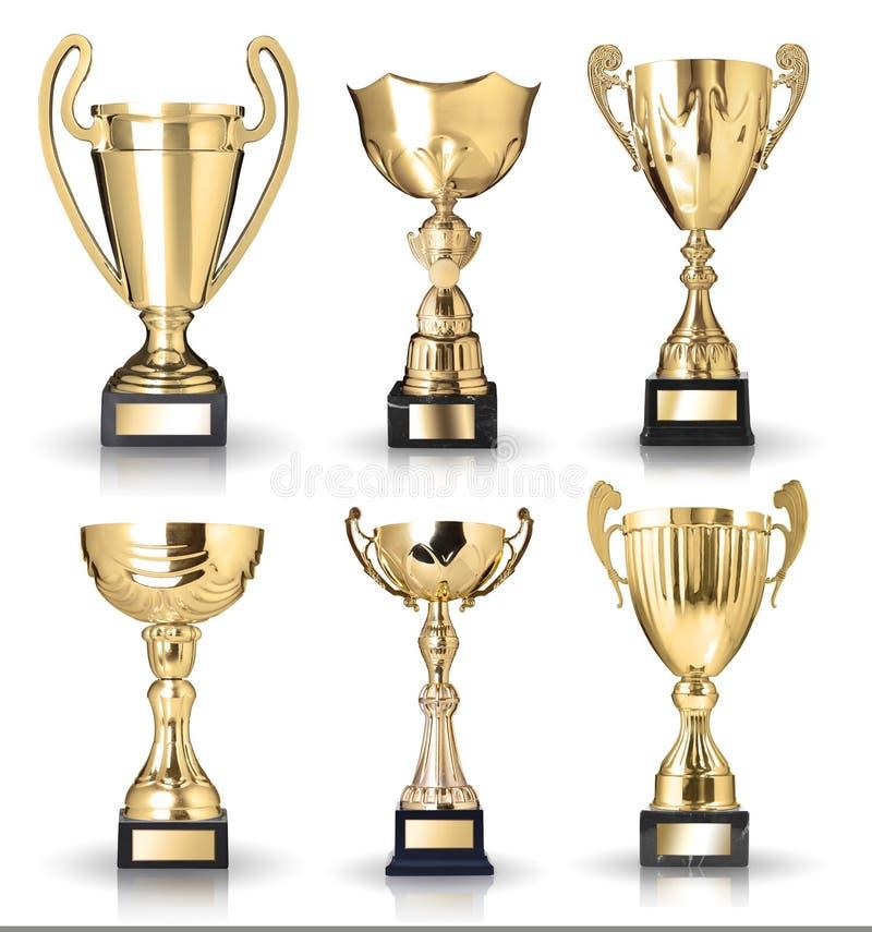 Accumulazione dei trofei illustrazione di stock