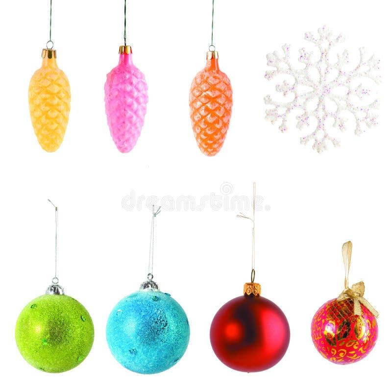 Download Accumulazione Della Decorazione Di Natale Immagine Stock - Immagine di stazionario, oggetti: 7302139