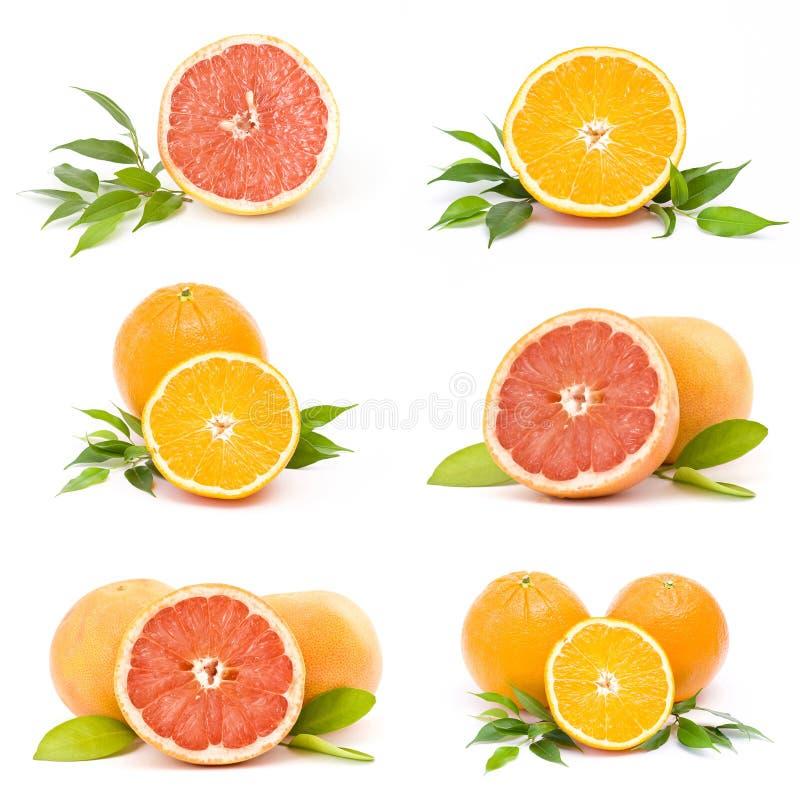 Accumulazione della frutta fresca fotografie stock libere da diritti