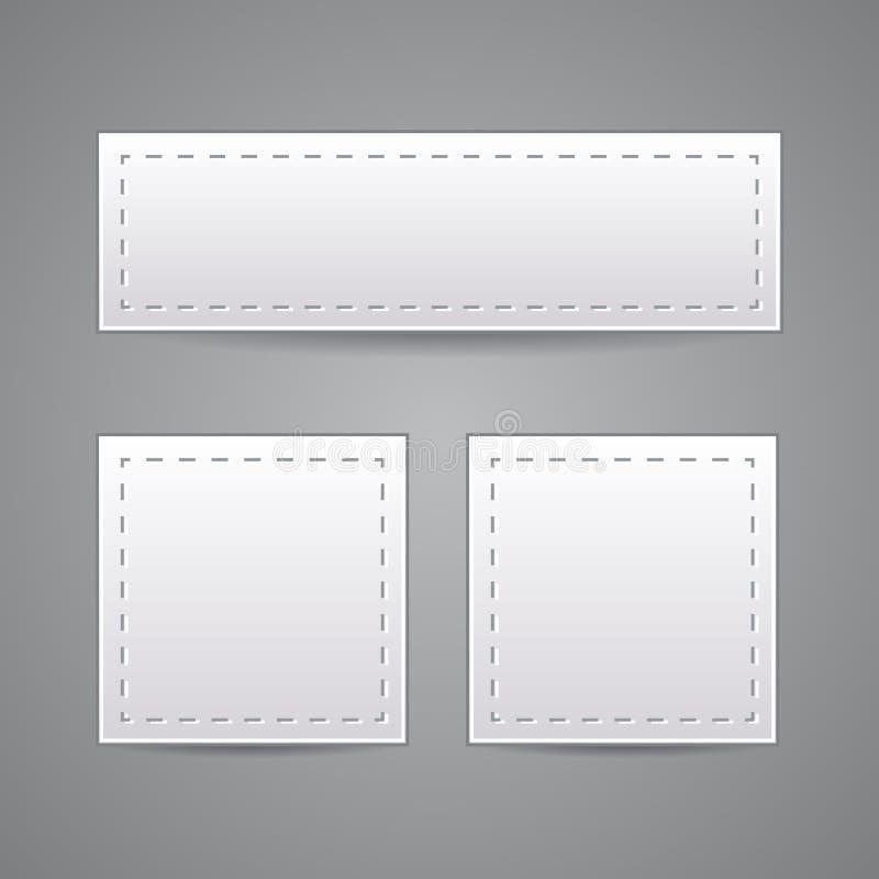 Accumulazione di documento Vettore immagini stock libere da diritti
