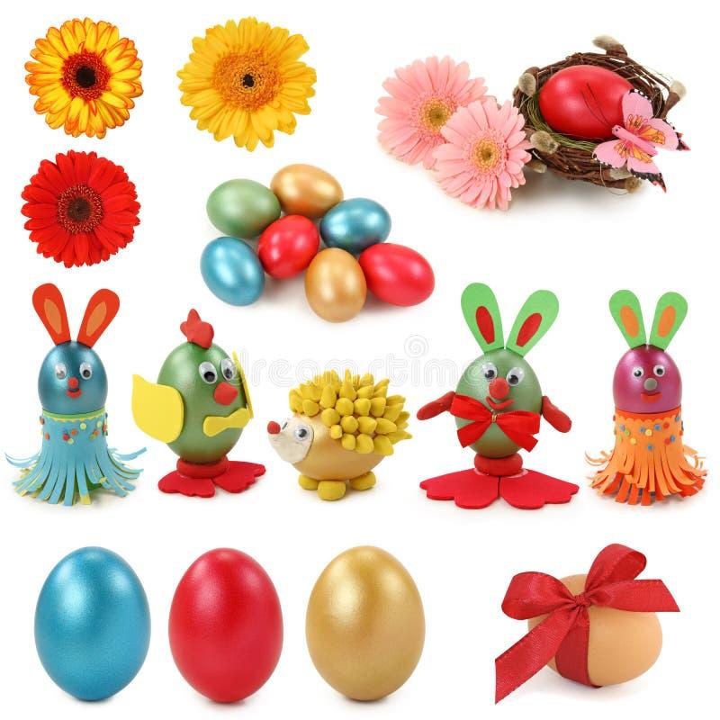 Accumulazione di Pasqua immagine stock