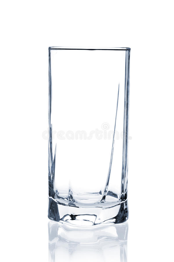 Accumulazione di vetro di cocktail - Highball immagini stock libere da diritti