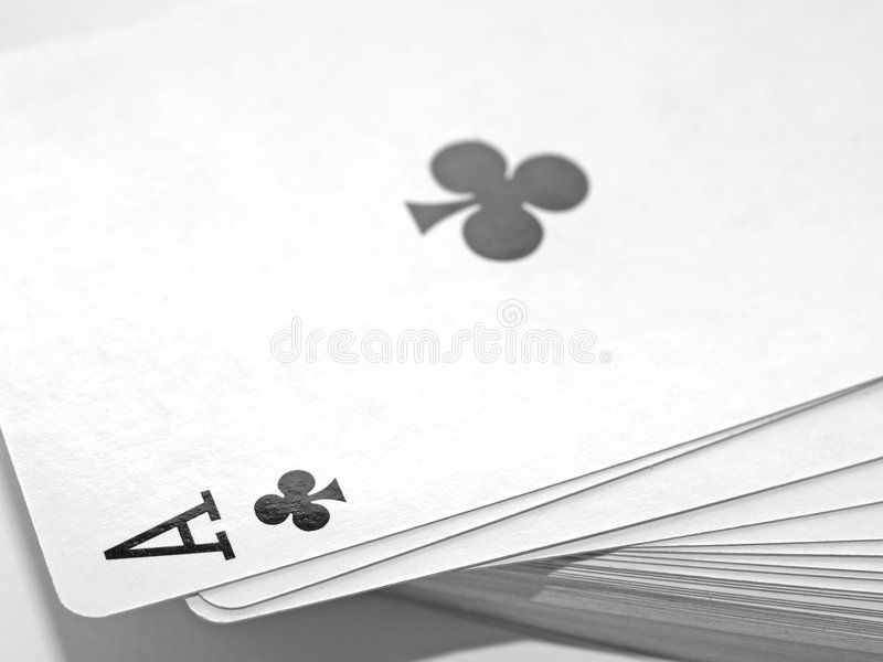 Download Ace stock photo. Image of cards, game, clubs, gambling - 1415248