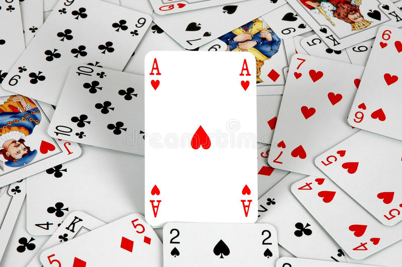 Download Ace stock illustration. Image of face, card, cards, twenty - 19743686