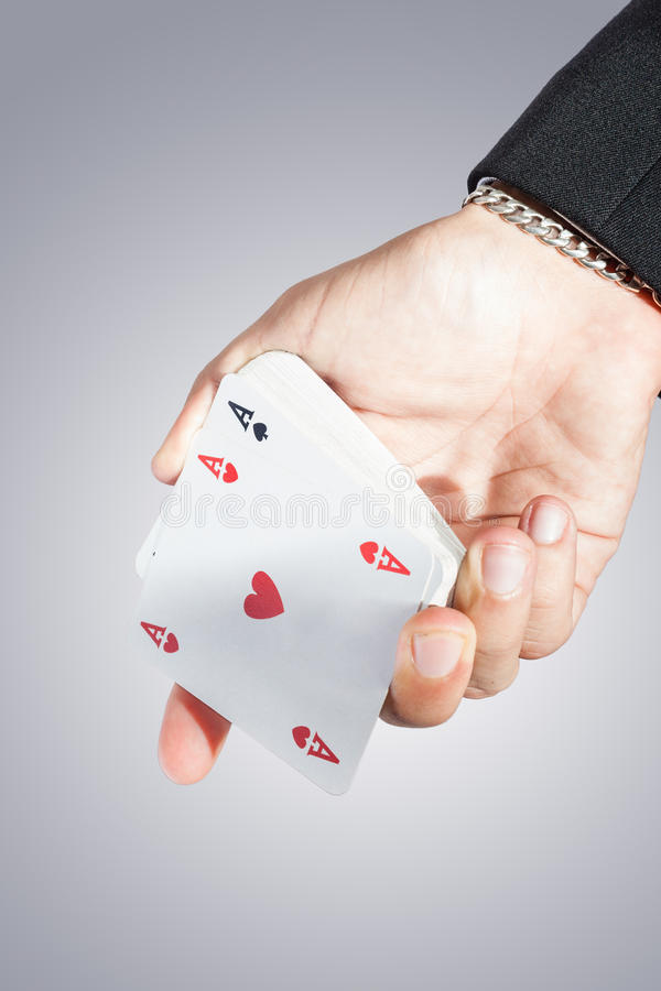 Download Ace couple stock image. Image of lucky, businessman, game - 36671793