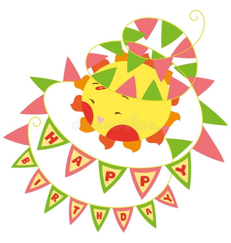Ace Happy Birthday Royalty Free Stock Photo