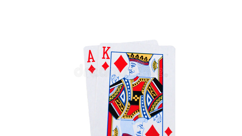 Download Ace and king stock image. Image of leisure, winning, casino - 6310785