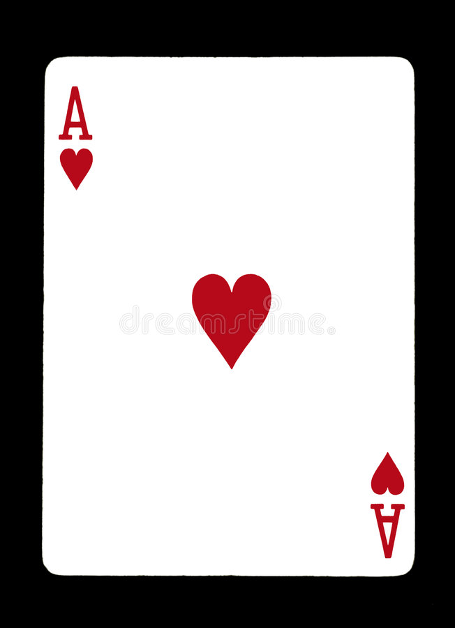 Free Ace Of Hearts Stock Images - 2021964