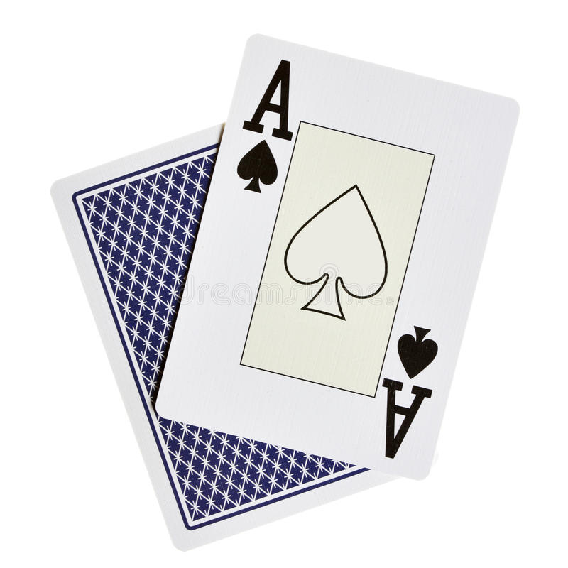 Download Ace spades stock photo. Image of holdem, hold, casino - 9576828