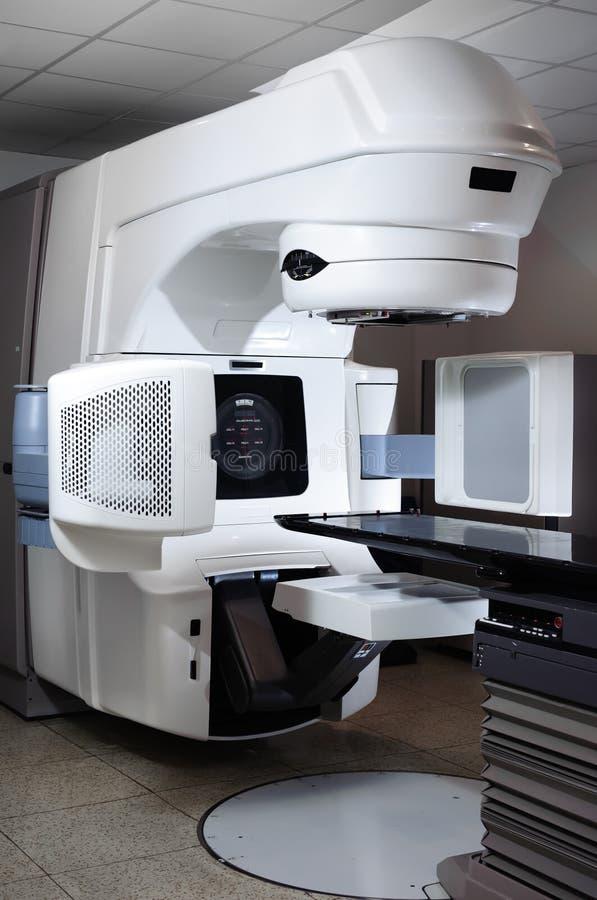 Bronchoscopy Room Design: Equipamento No Departamento Da Oncologia Imagem De Stock