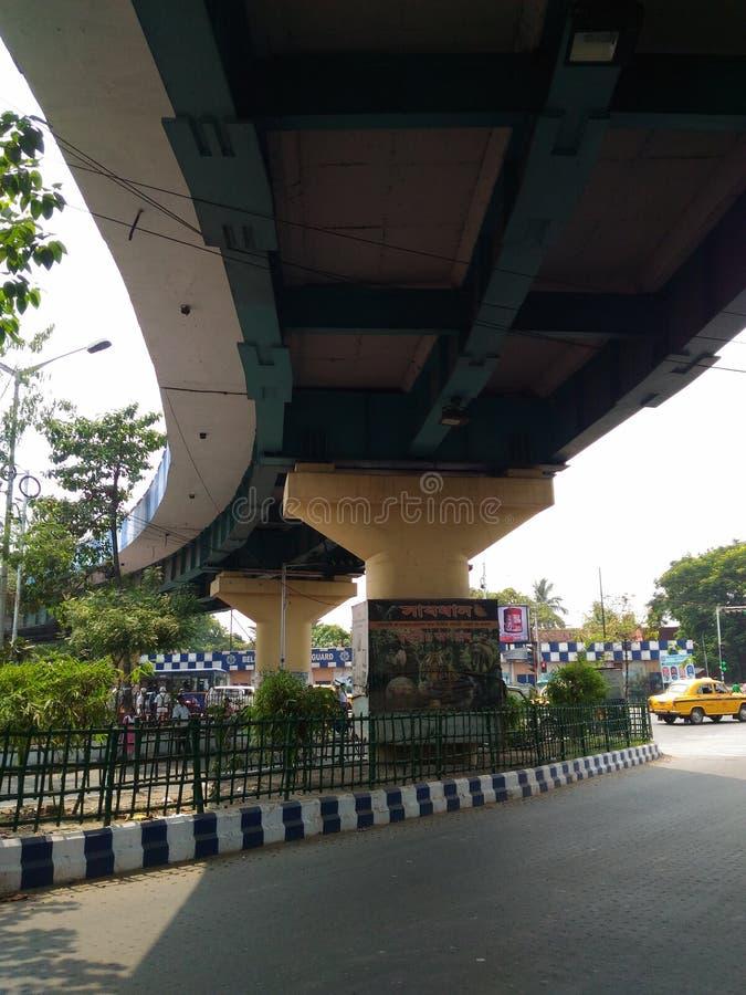 Acercamento de Kolkata fotos de stock