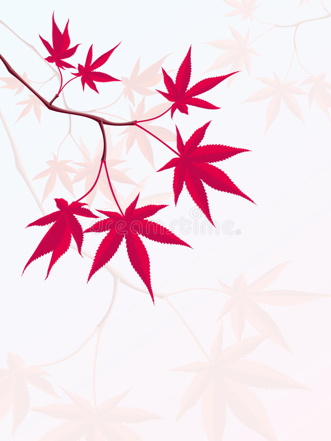 Acero giapponese royalty illustrazione gratis