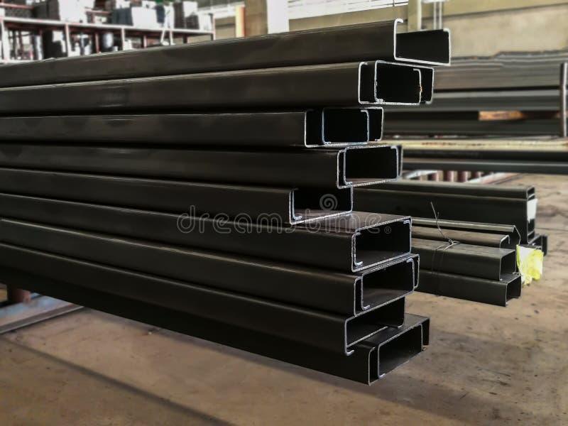 Acero, Warehouse, metal, sector de la construcci?n, hierro - metal fotos de archivo libres de regalías