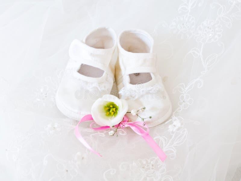 Acessórios do bebê fotos de stock royalty free