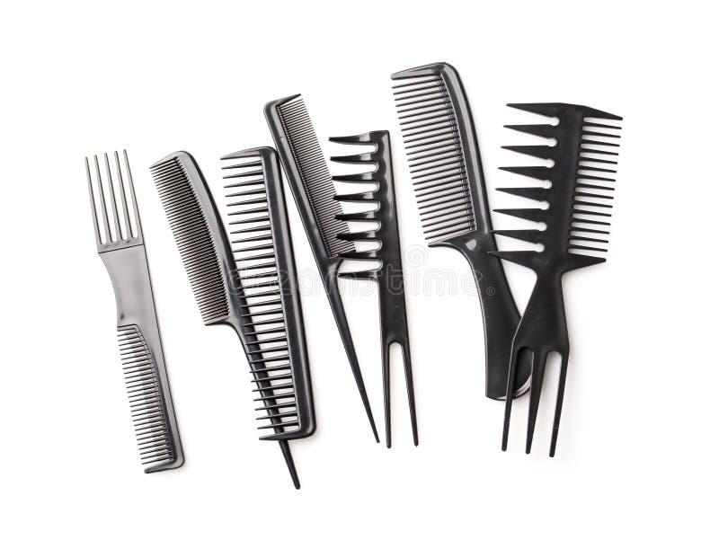 Acessórios do penteado imagem de stock royalty free
