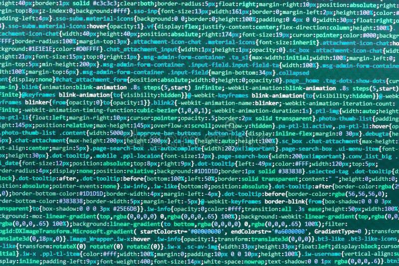 Acesso do Admin à origem de dados fotos de stock