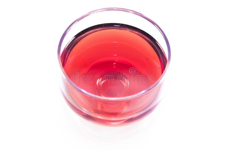 Aceto del vino rosso fotografia stock libera da diritti