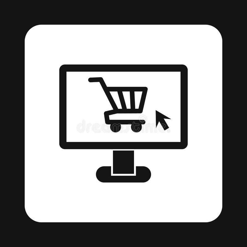 Achat au magasin en ligne par l 39 ic ne d 39 ordinateur for Achat vegetaux en ligne