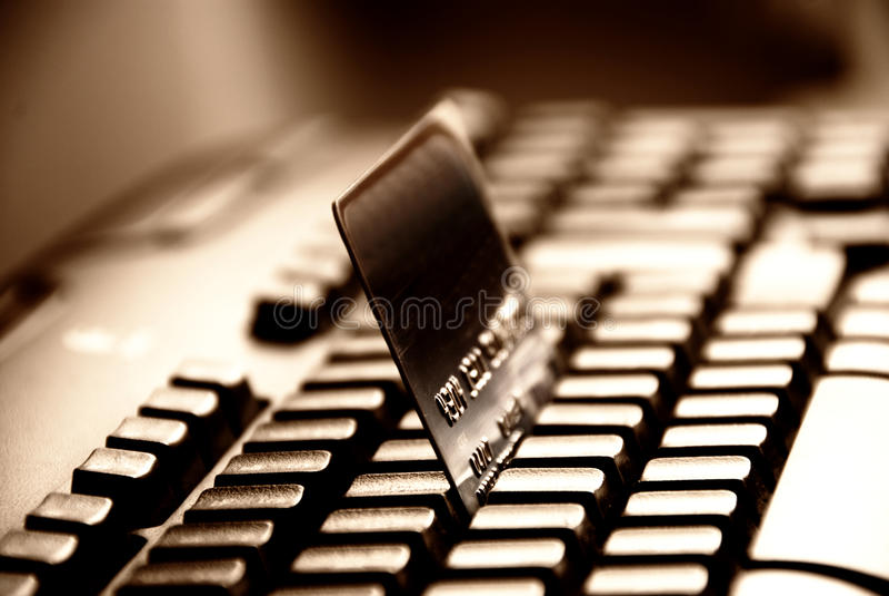 Achat en ligne photos libres de droits