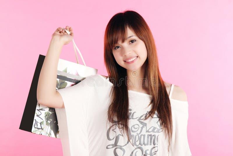 achats de fille photos libres de droits