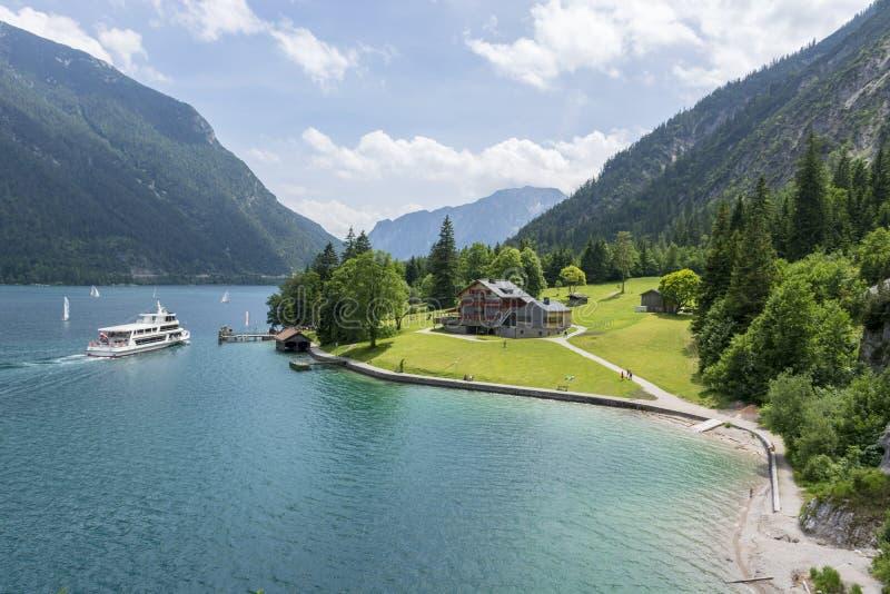 Achensee Tyrol images libres de droits