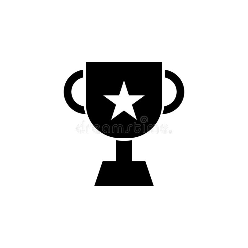 Achievement, award, prize icon. Signs and symbols can be used for web, logo, mobile app, UI, UX vector illustration
