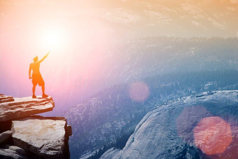 Achievement motivation stock images