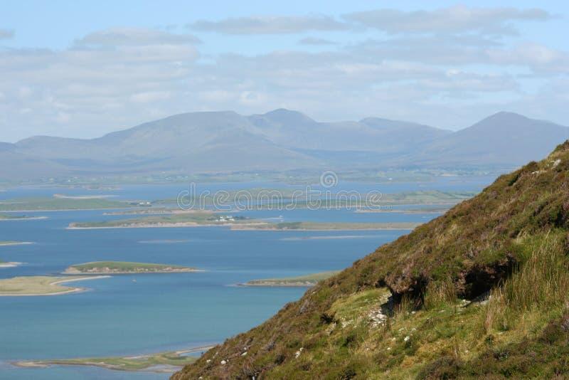 Achill, Irlande photo libre de droits