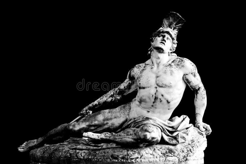 Achilles fotografia stock libera da diritti