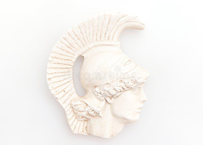 Achilles skulptur royaltyfria bilder