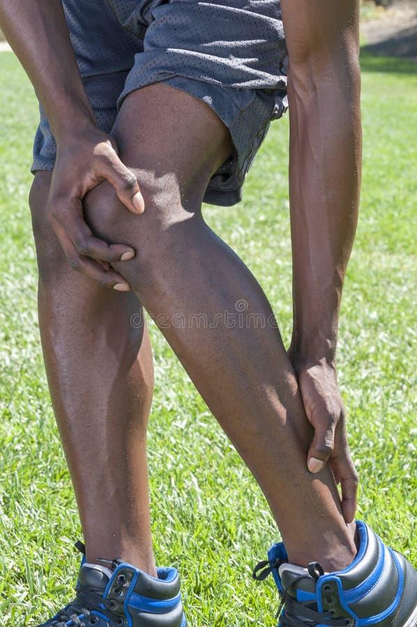 Achilles tendinitis stock photos