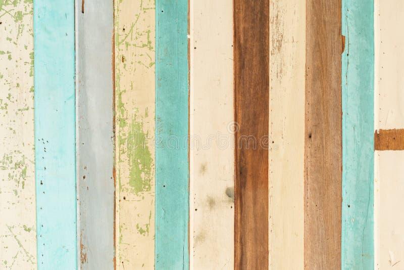 achtergrond ‹van pastelkleur de houten planken texture†royalty-vrije stock afbeeldingen