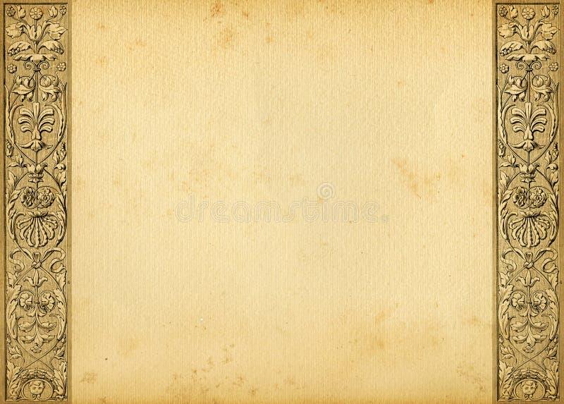 Achtergrond 1 van de renaissance stock foto