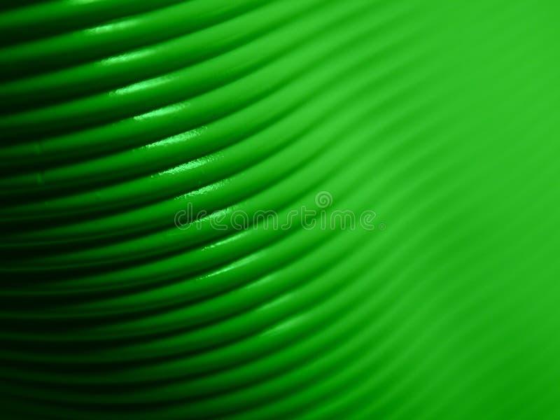 Achtergrond 4 Van De Kabel Van De Computer Stock Afbeelding