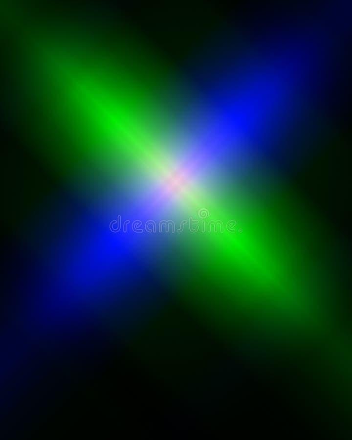 Achtergrond 41 van de kleur vector illustratie