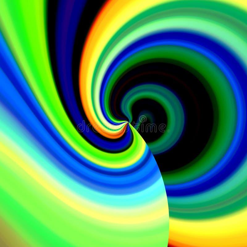 Achtergrond 437 van de kleur vector illustratie