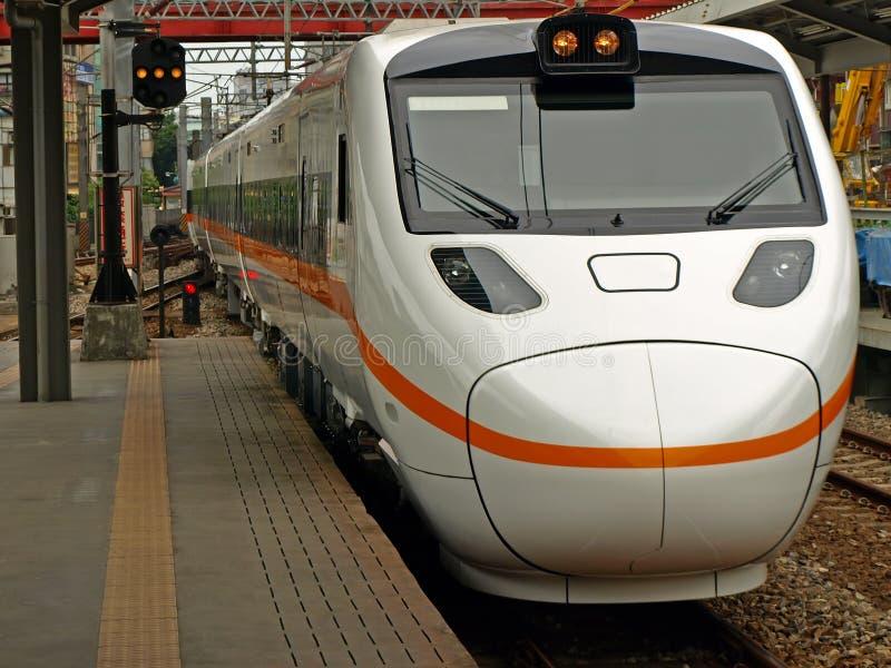 Achtergrond Beeld van Trein stock foto