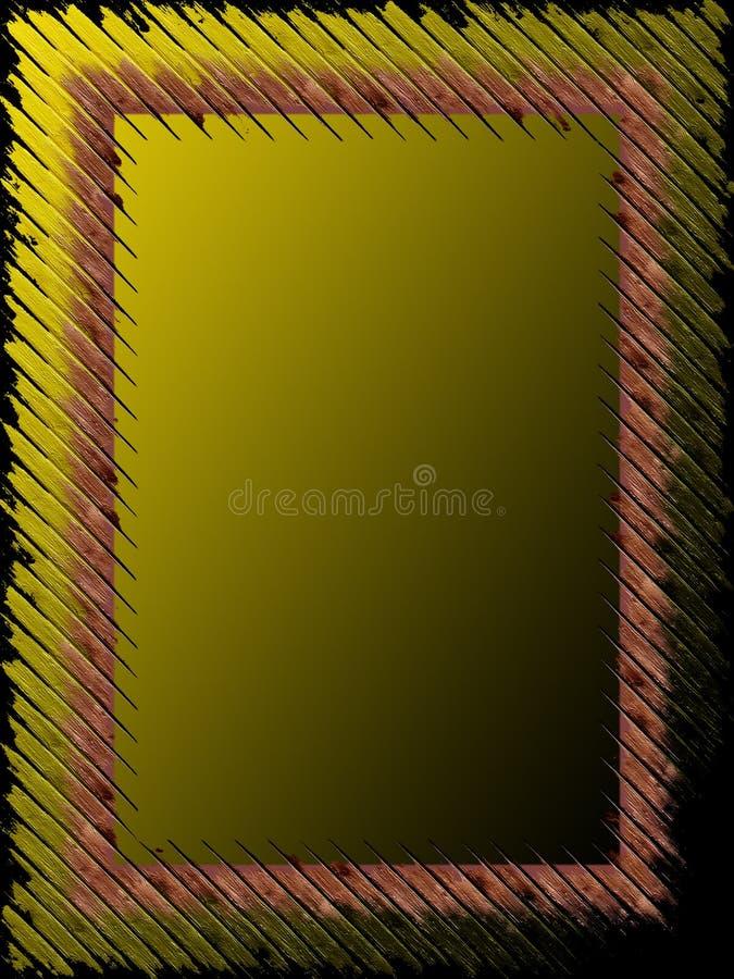 Achtergrond: Dark van de splinter vector illustratie