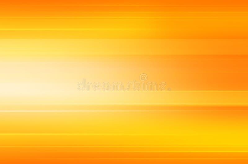 Achtergrond in gele, oranje en bruine tonen vector illustratie